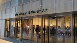 видео Green Card #39: Нью Йорк. Музей современного искусства МоМА. Уорхол, Матисс, Ван Гог, etc.