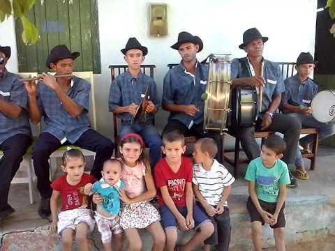 Banda de pífano dos patrício Leite