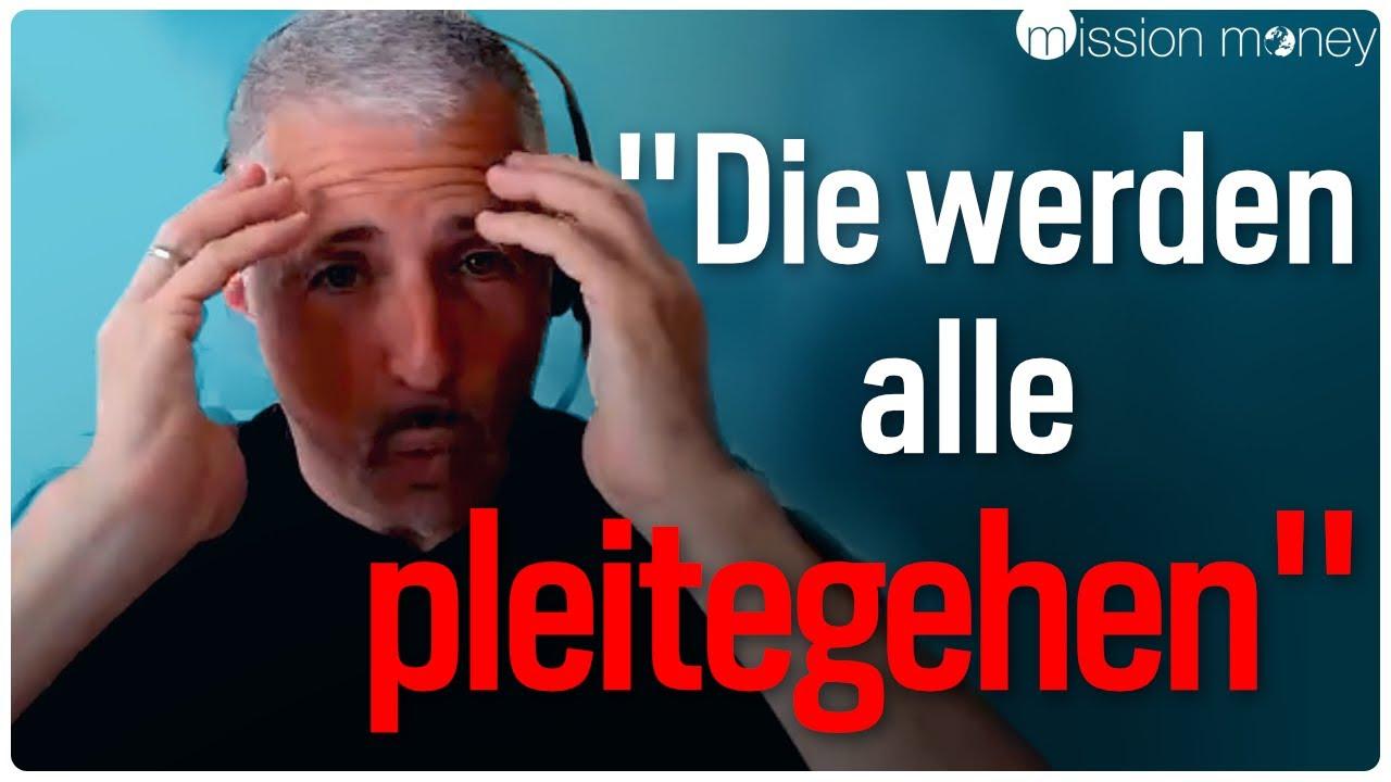 Dirk Müller: So zockt dich die Hochfinanz jetzt ab! // Mission Money