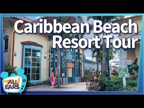 Disney World's Caribbean Beach Resort Might Just Win The Title Of BEST Moderate Resort!