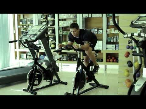 Bicicleta Spinning Semi Profissional - ISP Saúde