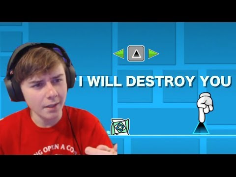 Player Vs Creator! - Geometry Dash Trending Page | ChrisCredible