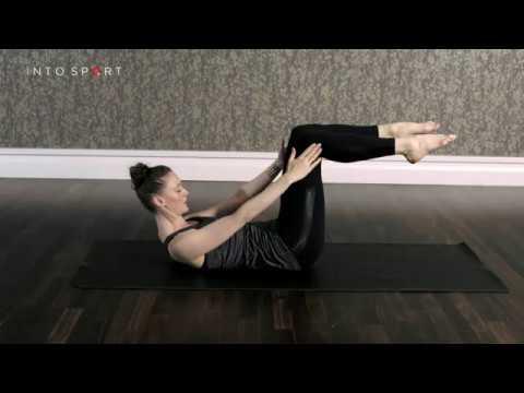 Double Leg Stretch Level 2 Pilates