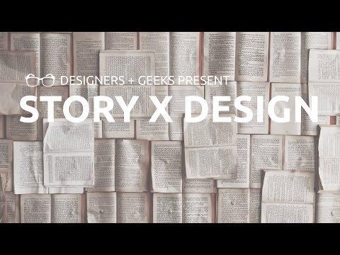 Once Upon A Time (Megan Jones @ Designers + Geeks)