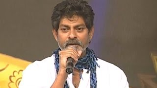 Jagapathi Babu Speech At Legend Audio Function - Balakrishna, Radhika Apte, Sonal Chauhan - 2014