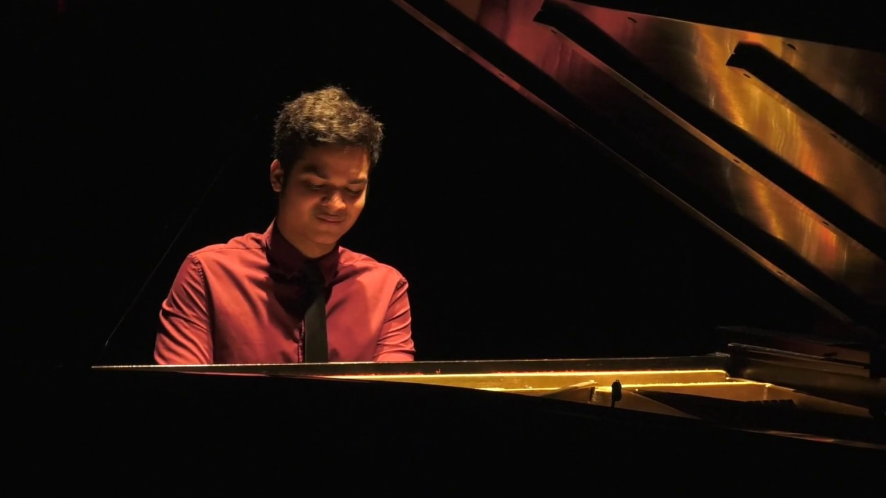 Ahmed Alom plays Chopin, solo Recital.