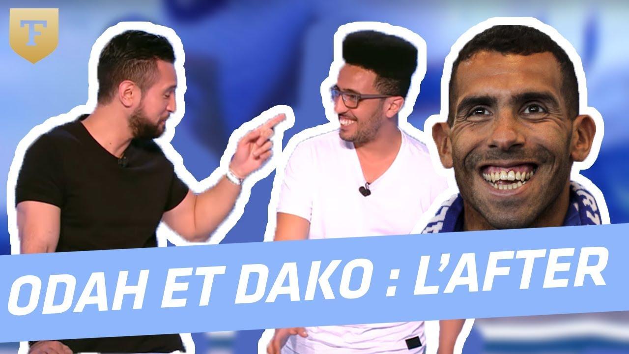Odah et Dako - Téléfoot, l'After du 28/05