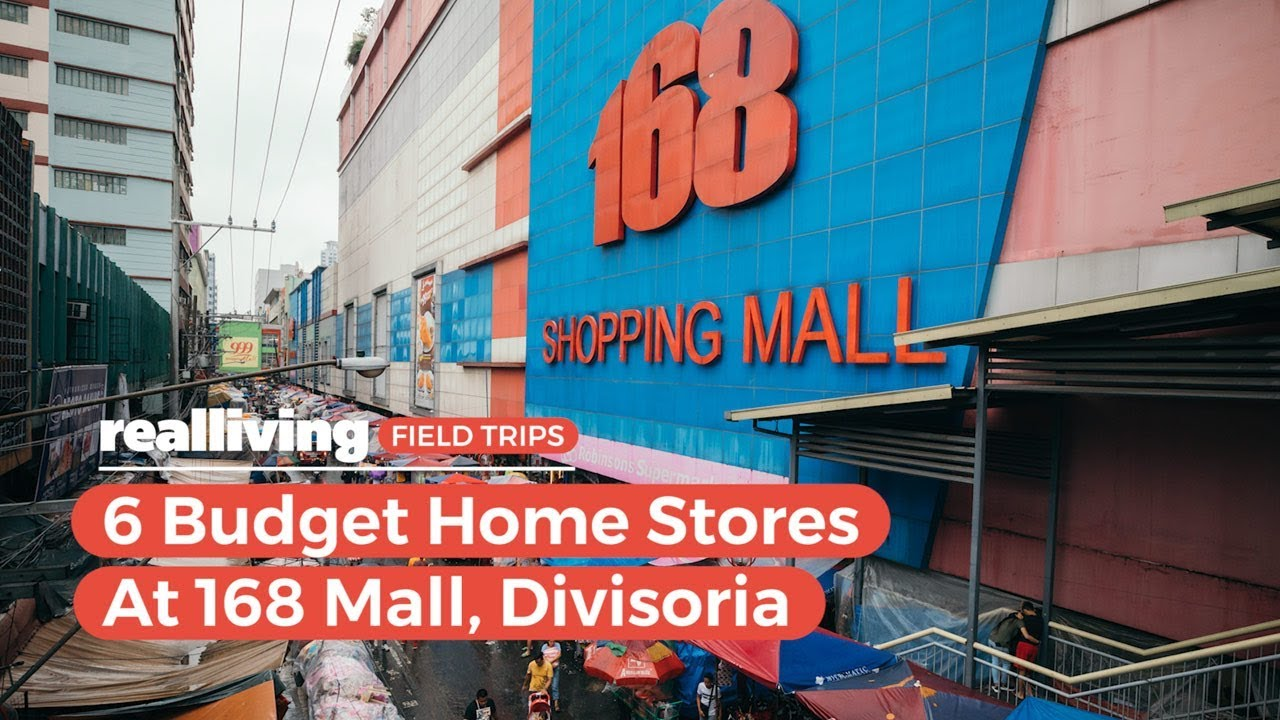 A Quick 168 Mall Shopping Guide