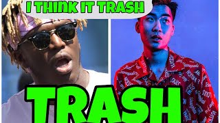 RiceGums Says His Music Is Better Than Ksi (-Ricegum On Mom's Basement Clips)