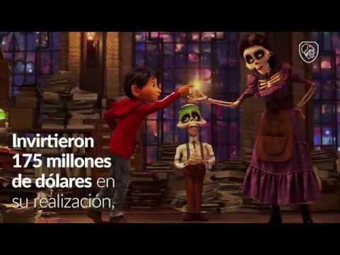 Coco de Disney y Pixar en números | ADEN Business School