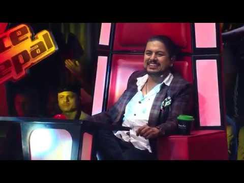 Rupesh & Suraj - Mero Maal Malai Farkaideu - battle Round - The Voice of Nepal 2018