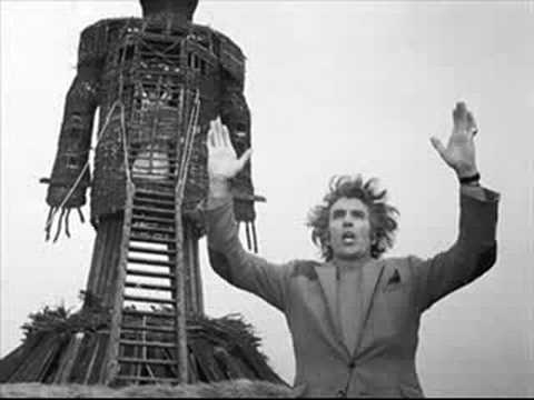 the wicker man OST-willows song