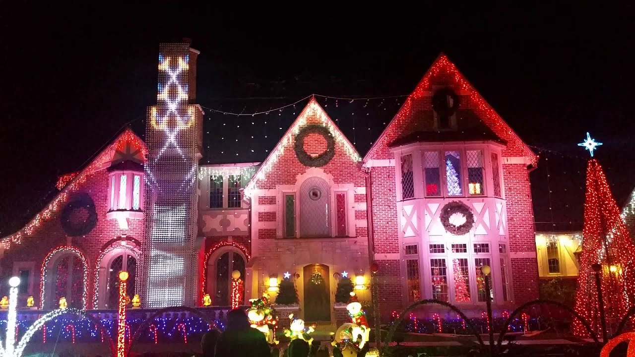 christmas lights usa # 25