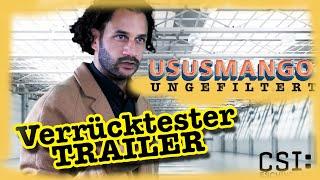 Ususmango – Ungefiltert