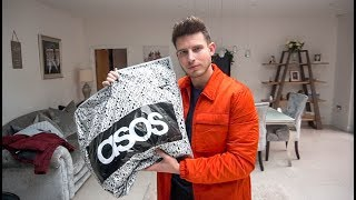 Gambar cover ASOS Men's Clothing Haul & Try On | Christmas 2019