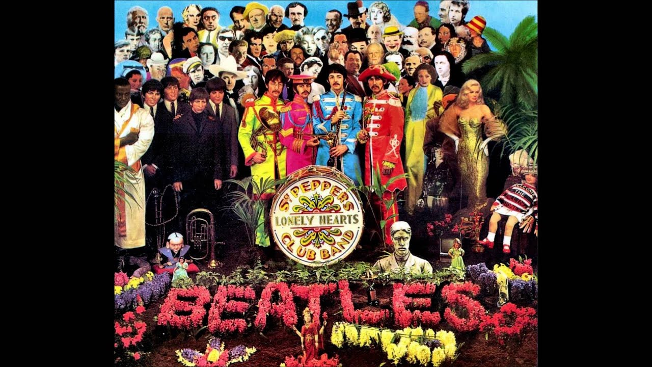 The Beatles Sgt Pepper S Lonely Hearts Club Band Album