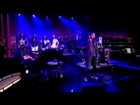 MSTRKRFT - Heartbreaker (feat. John Legend) (Late Show w/ David Letterman)