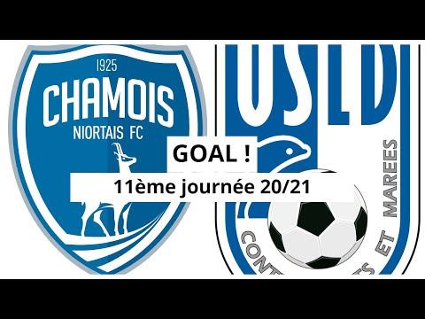 Niort Dunkerque Goals And Highlights