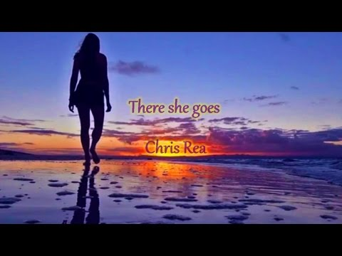 Chris Rea - There She Goes mp3 ke stažení