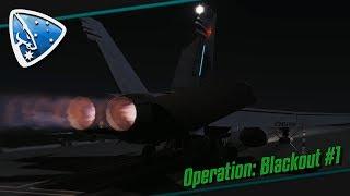 DCS World: Blackout | F/A-18c Hornet
