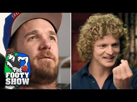 Footybox (Part 6) | AFL Footy Show 2018