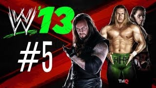 WWE 13 - HELL IN A CELL!- Attitude Era - Part 5 - Gameplay