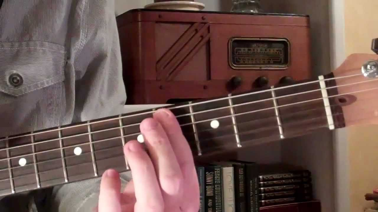 How To Play A B Over C Sharp Chord On Guitar Bc Youtube