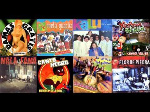 Cumbia Villera Mix 1999-2000