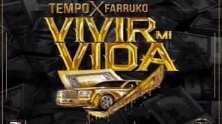 Tempo - Vivir Mi Vida (feat. Farruko) [Official Music Audio]