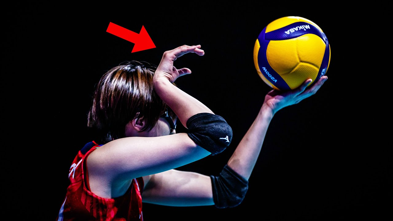 The Most Creative & Smart Serves In Volleyball History