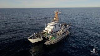 Sea Shepherd Removes gillnet from Endangered Vaquita Habitat