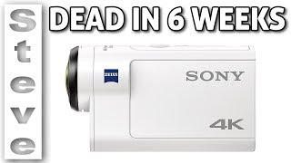 DON'T BUY SONY BEFORE WATCHING THIS - Blurry FDR X3000