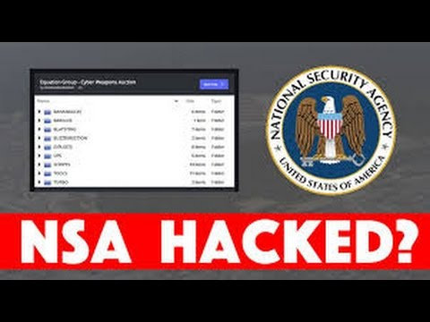 SHOCKING: NSA HACKED BY THE SHADOW BROKERS WHAT DID THEY GET?