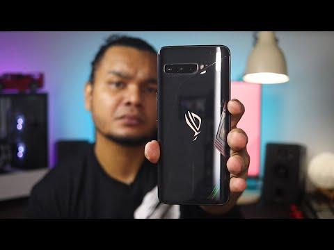 Asus ROG Phone 3 : Barang PANASSSS Sudah Sampai!!!!