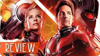 ANT-MAN AND THE WASP Kritik Review (2018)