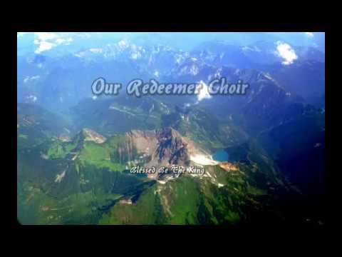 Blessed Be The King    words: J. Paul Williams, music: Michael Barrett