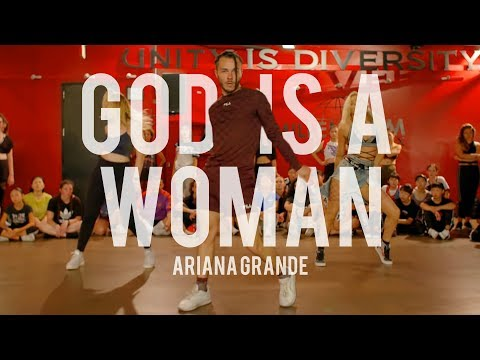 Ariana Grande - God Is A Woman  Hamilton Evans Choreography