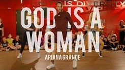 Ariana Grande - God Is A Woman | Hamilton Evans Choreography