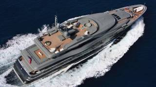 Sea Force One modern 53m Super Yacht for sale and charter