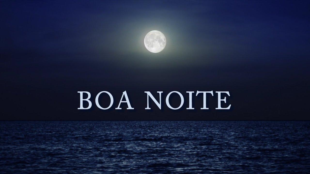 Mensagens De Boa Noite Recados E Mensagens Para Facebook E: Boa Noite! Música Relaxante, Pôr Do Sol, Mar E Luar