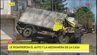 Choque Entre Colectivo Y Camión: 14 Heridos