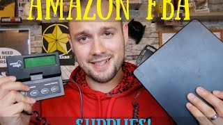 Amazon FBA for Beginners: What Supplies Do I Need?