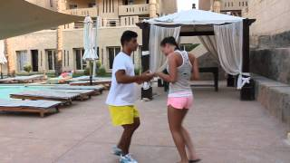El Hayat Sharm Resort 4* - апрель-май 2013 - уроки танца 2
