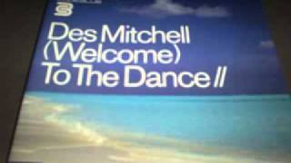 Des Mitchell -- (Welcome) To The Dance (Airscape Remix)