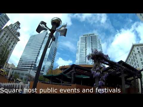 🔴Tour Portland Oregon Downtown Attractions & Restaurants For Visitors Vacation Business Travelers