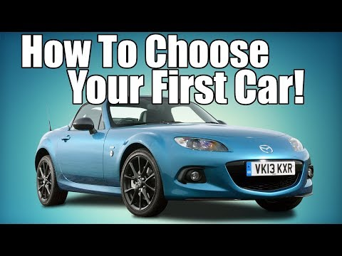 First Car Buying Tips!