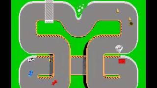 Super Sprint (NES) - Highscore Run #2