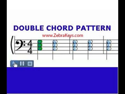 Double Chord Pattern Youtube