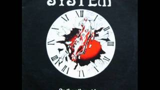 SYSTEM - on  the  other  side  of  time  HEAVY  PROG. LP  UK  1977