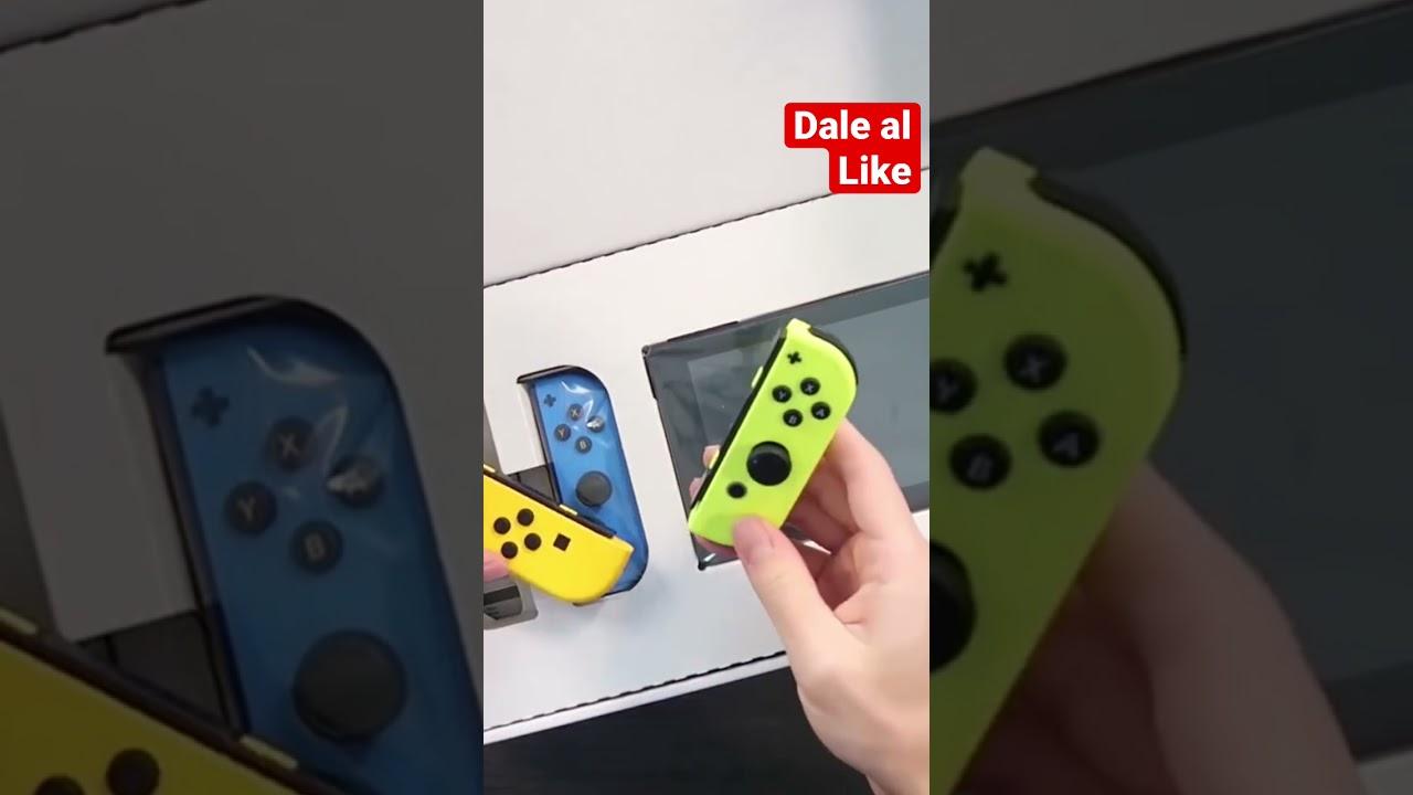Nintendo Switch edición Fortnite 😈👌 #Shorts